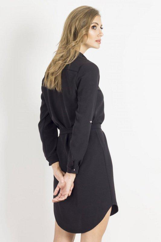 Sukiennka Amara - Czarna - Ivon
