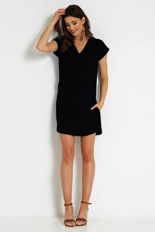 Sukienka Kara 296 - czarna_2.jpg
