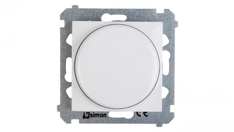 Kontakt Simon 54 Ściemniacz naciskowo-obrotowy 20-500W biały DS9T.01/11