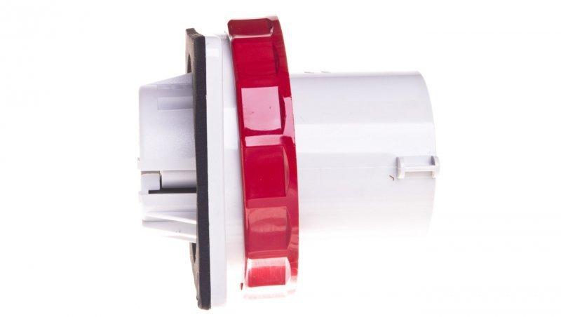 SCHNEIDER Wtyczka odbiornikowa 63A 5P 400V czerwona IP67 81883