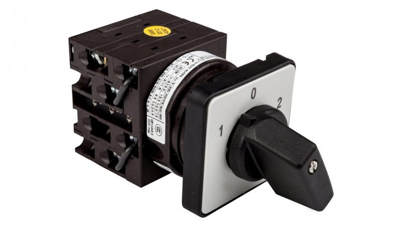 Łącznik krzywkowy L-0-P 3P 20A do wbudowania T0-3-8401/E 091047