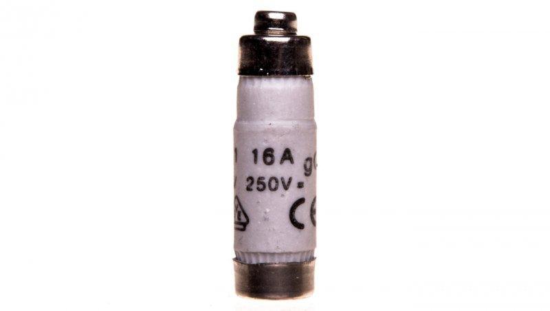 HAGER Wkładka bezpiecznikowa BiWtz 16A D01 gG 400V LE1416