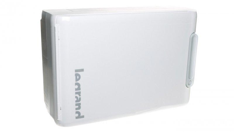 Rozdzielnica modułowa XL3 125 1x18 natynkowa IP40 /drzwi białe/ 401646