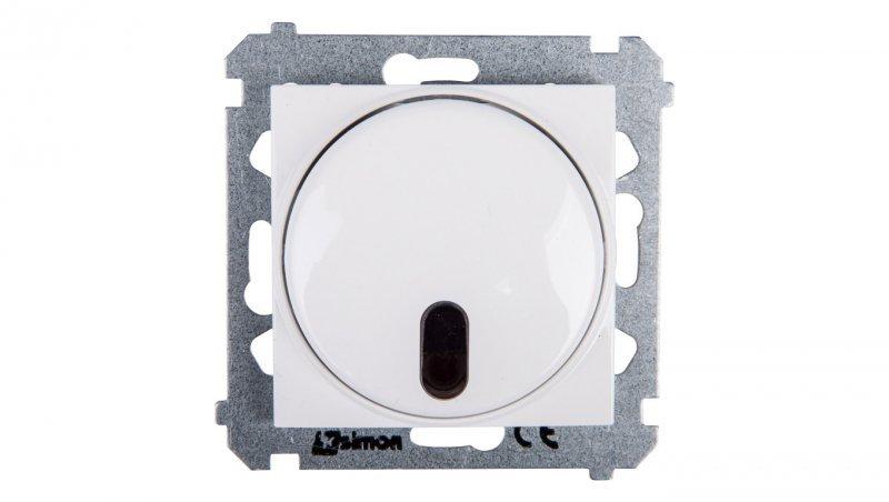 Simon 54 Ściemniacz zdalnego sterowania 20-500W biały DS13T.01/11