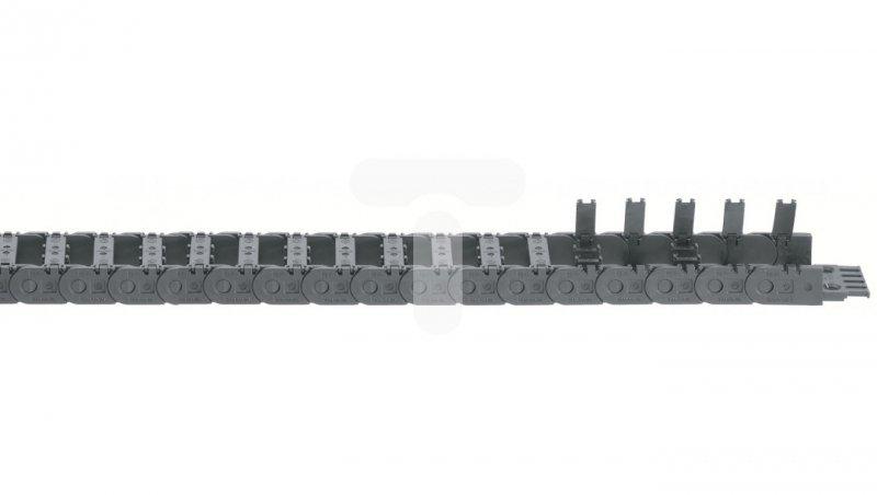 Prowadnica kablowa E2/000 1500 38x51,5x75mm 30 ogniw 1500.038.075.0 /1m/