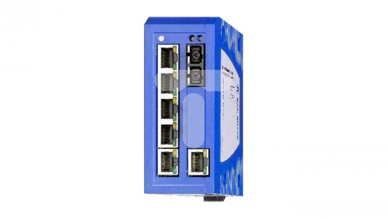 Switch przemysłowy SPIDER III 6x10/100 Mbit/s RJ45 1x100 Mbit/s SM SC H-942 132-011