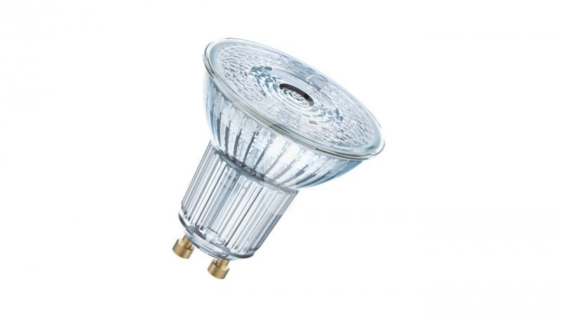 Żarówka LED VALUE PAR16 50 36st 4,3W/865 GU10 4058075817715