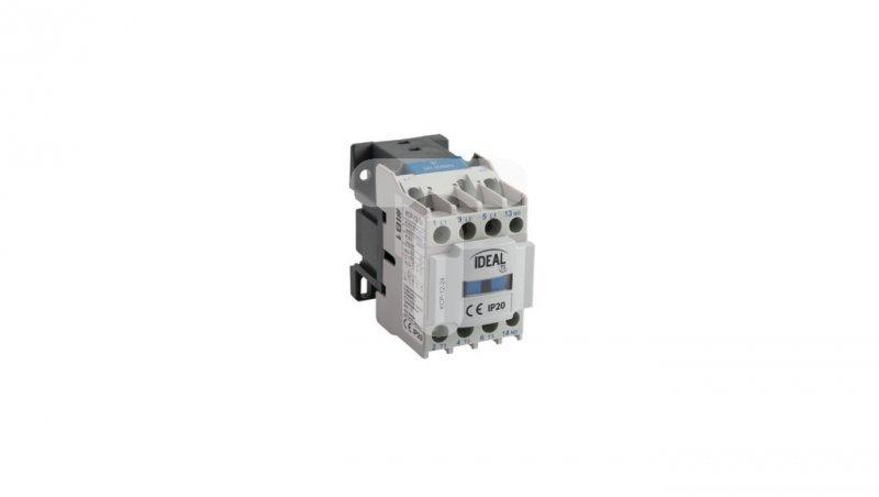 Stycznik mocy 12A 3P 24V AC 1Z KCP-12-24 24103