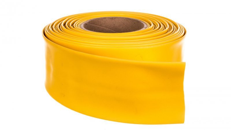 Rura izolacyjna termokurczliwa RIS-1 50/22 żółta R32RZ-07020100401 /15m/
