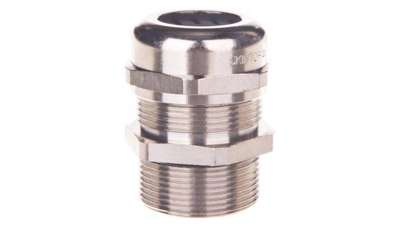 Dławnica kablowa mosiężna EMC M32 IP68 SKINTOP MS-SC-M-XL 32x1,5 53112655