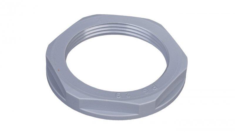 Nakrętka poliamidowa PG29 SKINTOP GMP-GL 29 ciemnoszara 53019060 /50szt./
