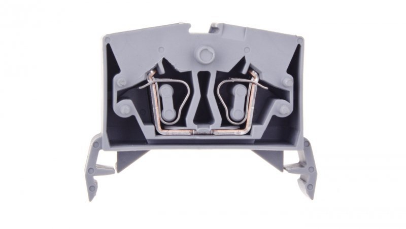 Złączka szynowa 4-przewodowa 2,5mm2 szara 264-731