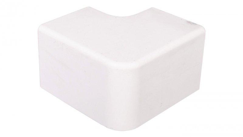 Naroże płaskie kanału WDK 30x30 HF30030RW białe 6192815 /4szt./