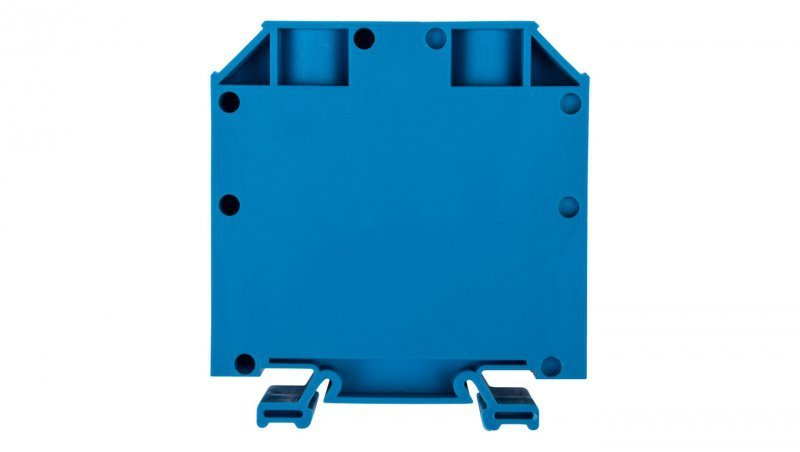 Złączka szynowa gwintowa ZSG ( ZUG ) 70mm2 niebieski 43405BL