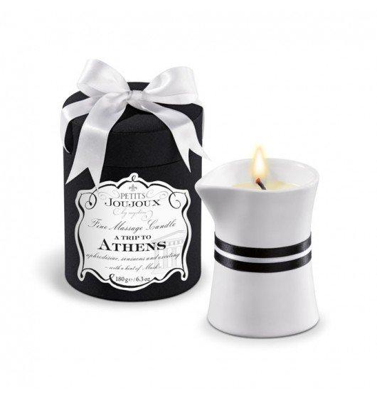 Petits Joujoux Fine Massage Candles - A trip to Athens (190 g)