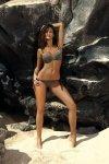 Kostium kąpielowy Camilla Dark Taupe M-489 (1)