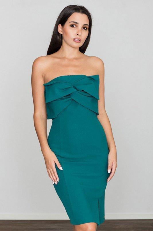 Sukienka Model M571 Green - Figl