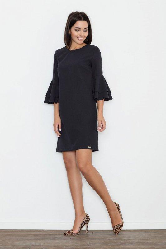 Sukienka Model M564 Black - Figl