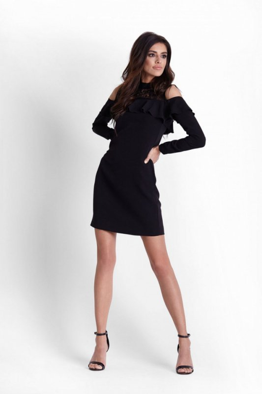 Sukienka Model Buena 249 Black - IVON