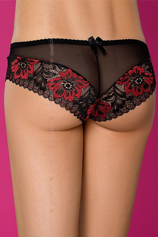 Figi Model  V-5963 Fenice Black/Red - Axami