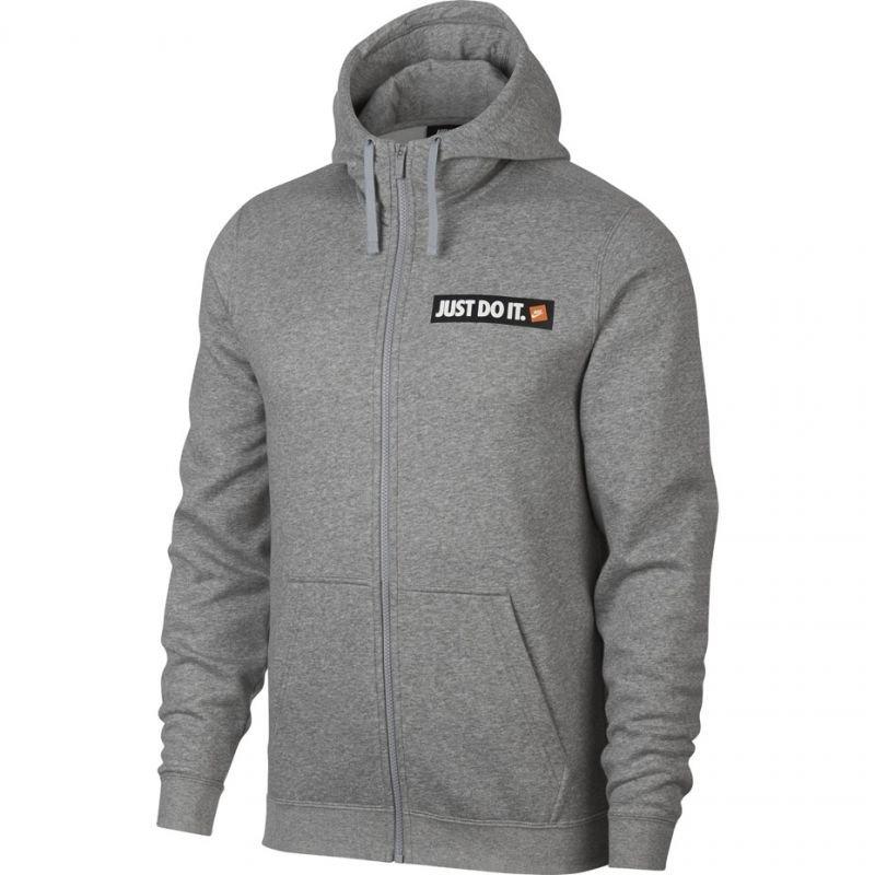 Bluza Nike NSW HBR Hoodie FZ FLC M 928703-063