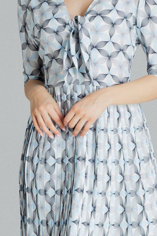 Sukienka L076 Wzór 114 S