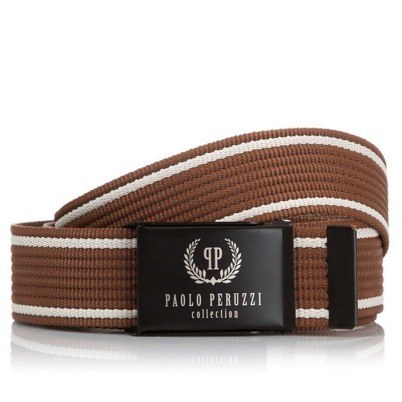 PARCIANY PASEK MĘSKI PAOLO PERUZZI PW-08-PP