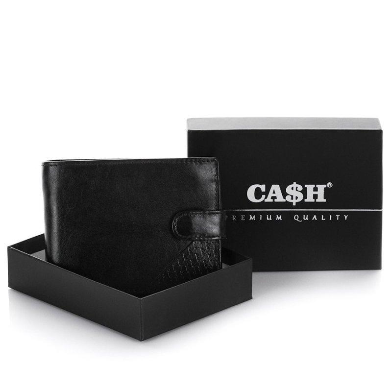PORTFEL MĘSKI CASH RFID 5643