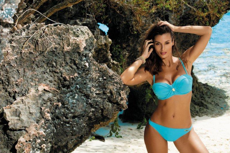 Kostium kąpielowy Brittany Island Blue M-393 (11)