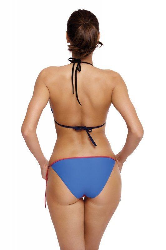 Kostium Kąpielowy Lara Nectarine Ortensia-Blu M-511 (10)