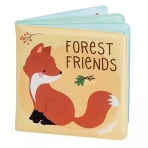 Książeczka dla dziecka do kąpieli -  Leśni Przyjaciele