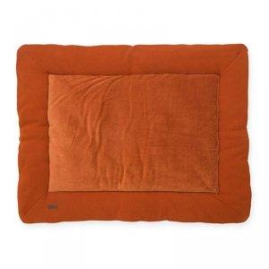 Jollein - Mata do zabawy 80 x 100 cm Brick Velvet Rust