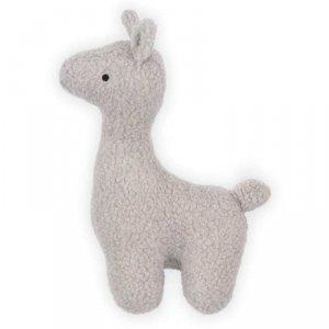 Przytulanka dla dzieci -  Lama szara - Jollein
