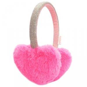 Rockahula Kids - nauszniki Love Heart Neon