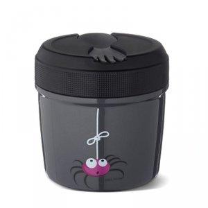 Carl Oscar TEMP Lunch Jar - Termos ze szlachetnej stali nierdzewnej 0,5 L Grey - Spider