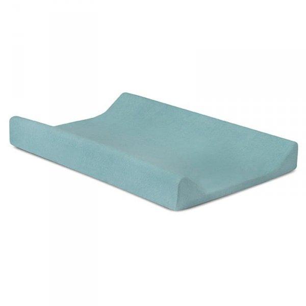 Jollein - Pokrowiec na przewijak frotte 50 x 70 cm - niebieski