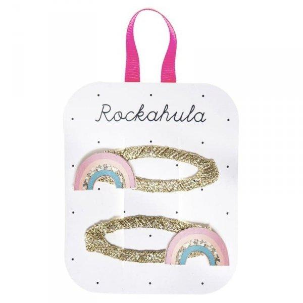 Rockahula Kids - spinki do włosów dla dziewczynki Dreamy Rainbow