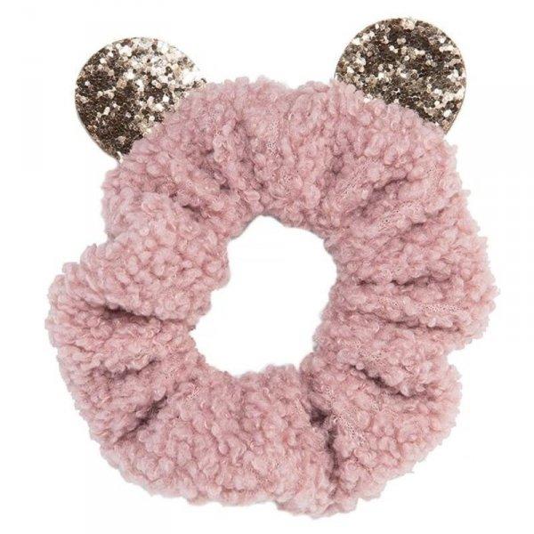 Rockahula Kids - gumki do włosów dla dziewczynki scrunchie Billie Bear