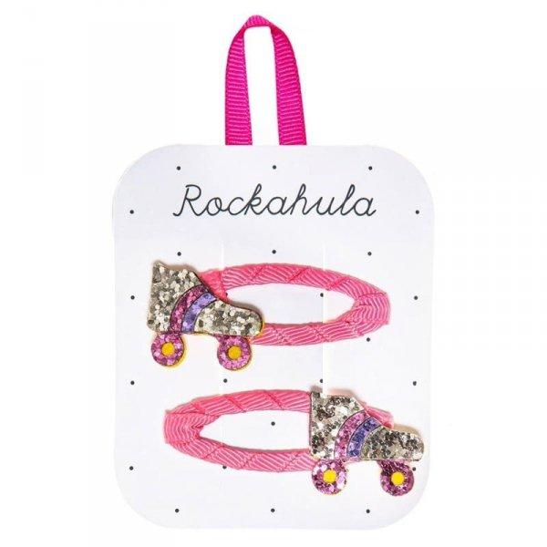Rockahula Kids - spinki do włosów Roller Disco Gitter