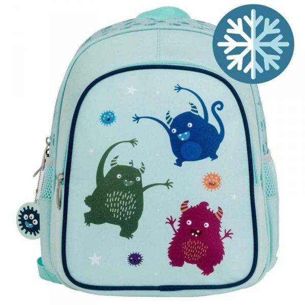 Plecak termiczny dla dziecka Potworki -A Little Lovely Company
