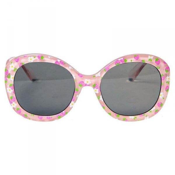 Okulary dziecięce 100% UV - Słodka Truskawka - Rockahula Kids