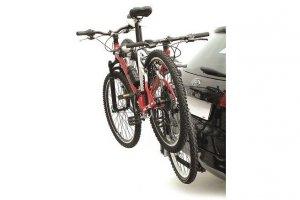 Bagażnik samochodowy na 2 rowery, na hak, ITALY Peruzzo Arezzo, uchylany