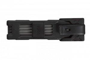 Zapięcie ABUS Bordo 6000 składane czarne 90cm + uchwyt SH