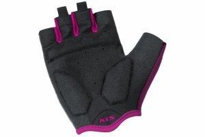 Rękawiczki KELLYS factor KRÓTKIE, purple rózowo-fiolet S