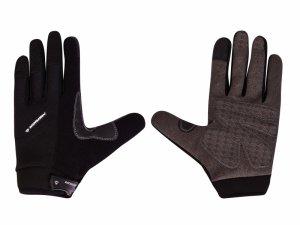 Rękawiczki rowerowe MERIDA POWER dł. palce XL czarne