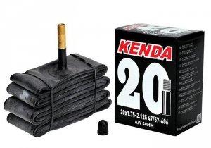 Dętka 20 x 1,75/2.125  KENDA AV-48mm