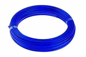 Pancerz hamulcowy ACCENT 5mm x3m niebieski fluo