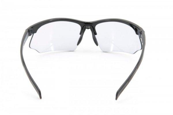 Okulary UVEX Sportstyle 802 V - czarne