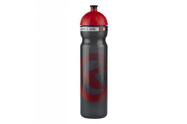 Bidon 1L KELLYS KALAHARI grafitowo-czerwony