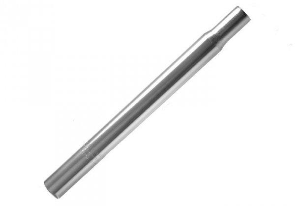 Wspornik siodła alum. 27,2 x 300 SP-102 srebrny